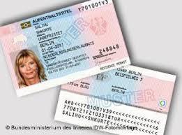 permiso de Residencia Alemania