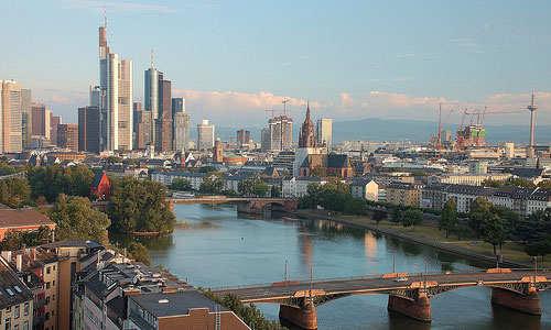 foto de frankfurt alemania